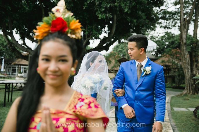YOAN & RATY by Mara Bali Wedding - 005