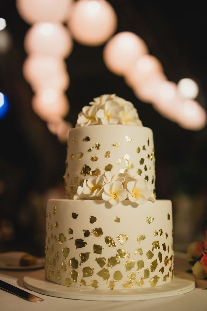 Denis & Lauren Wedding at The Seminyak by Ixora Cakes - 001