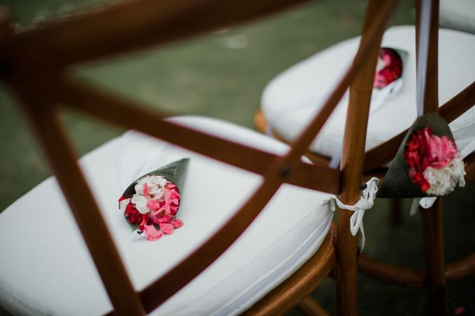 Wedding of Talia & Ben by Lily Wedding Services - 005