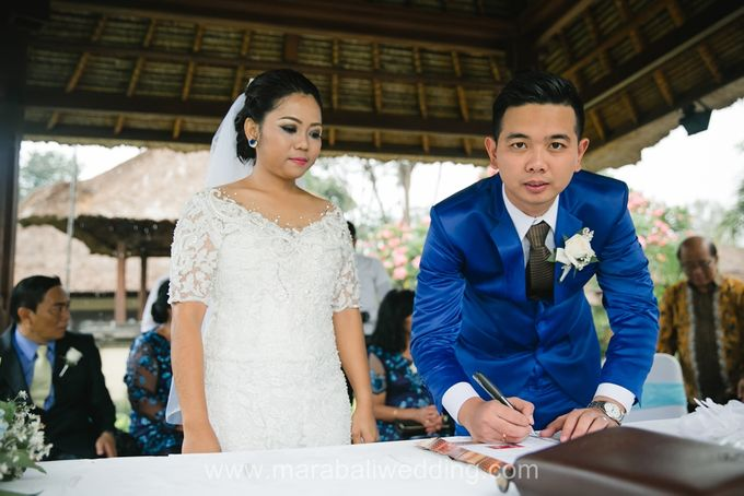 YOAN & RATY by Mara Bali Wedding - 009