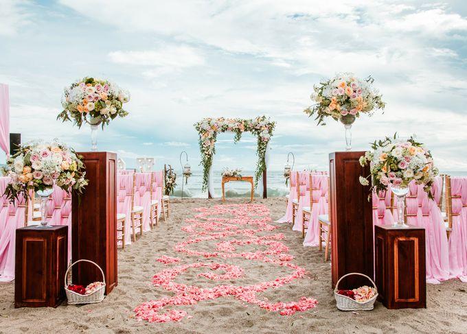 Ametis Villa Wedding by Jc Florist Bali - 001