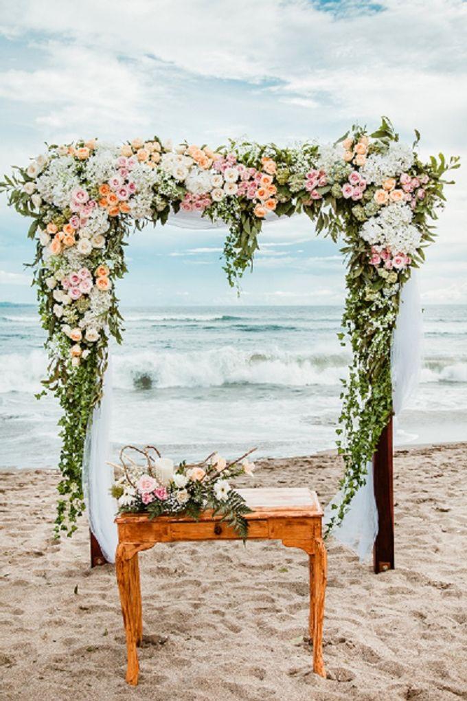 Ametis Villa Wedding by Jc Florist Bali - 004