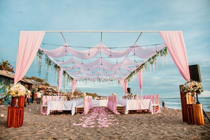 Ametis Villa Wedding by Jc Florist Bali - 005