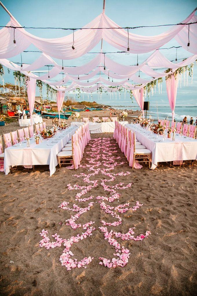 Ametis Villa Wedding by Jc Florist Bali - 008