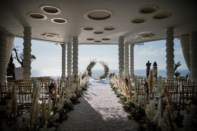 Ryan & Wendy Wedding by KAMAYA BALI - 014