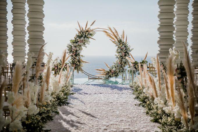 Ryan & Wendy Wedding by KAMAYA BALI - 002