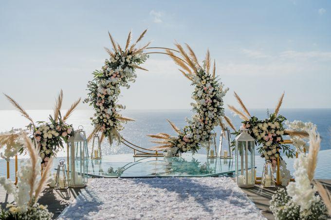 Ryan & Wendy Wedding by KAMAYA BALI - 007