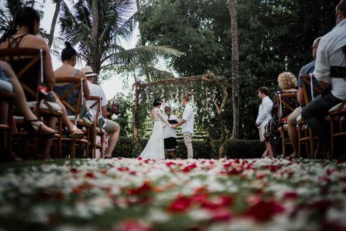 Wedding of Talia & Ben by Lily Wedding Services - 007