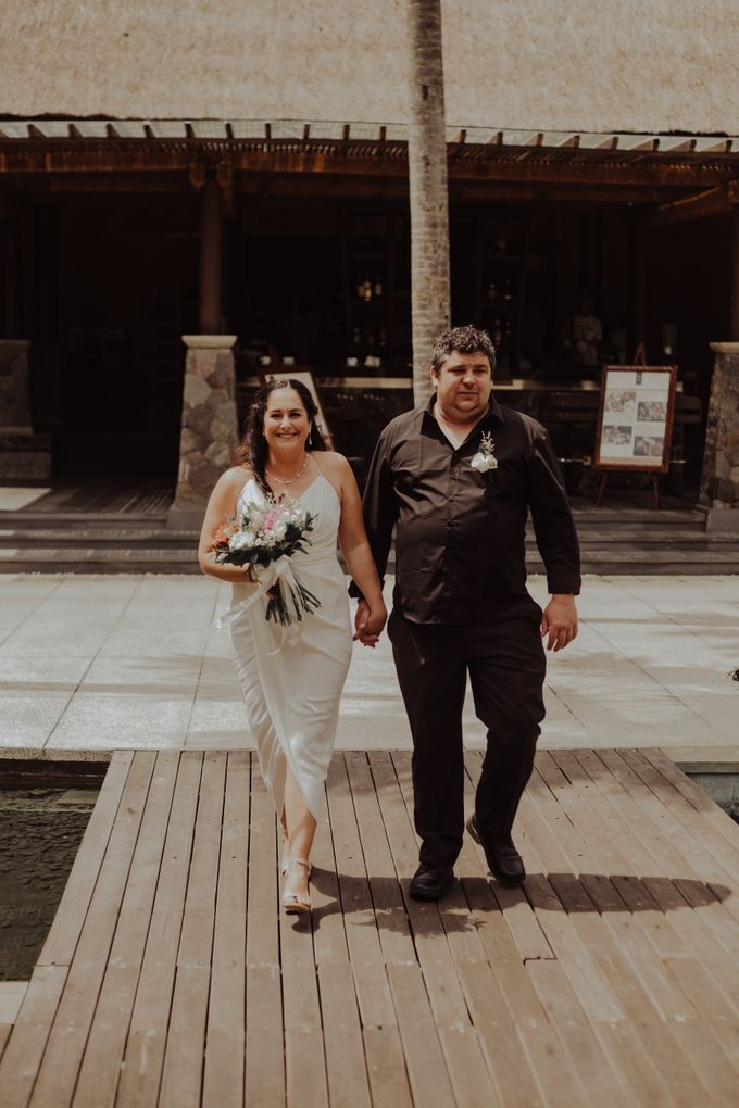 Tanya & Philip Wedding by Bali Brides Wedding Planner - 001