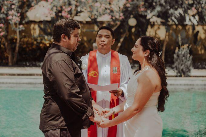 Tanya & Philip Wedding by Bali Brides Wedding Planner - 003