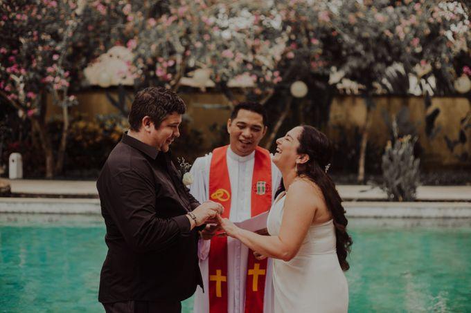 Tanya & Philip Wedding by Bali Brides Wedding Planner - 005