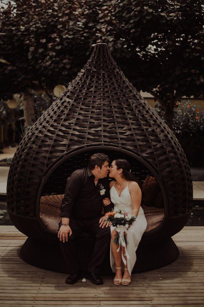 Tanya & Philip Wedding by Bali Brides Wedding Planner - 009