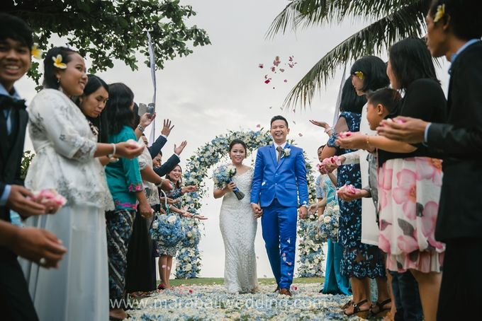 YOAN & RATY by Mara Bali Wedding - 010