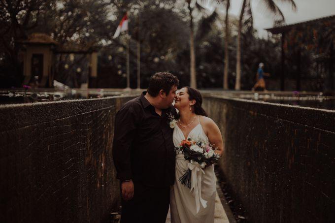 Tanya & Philip Wedding by Bali Brides Wedding Planner - 010