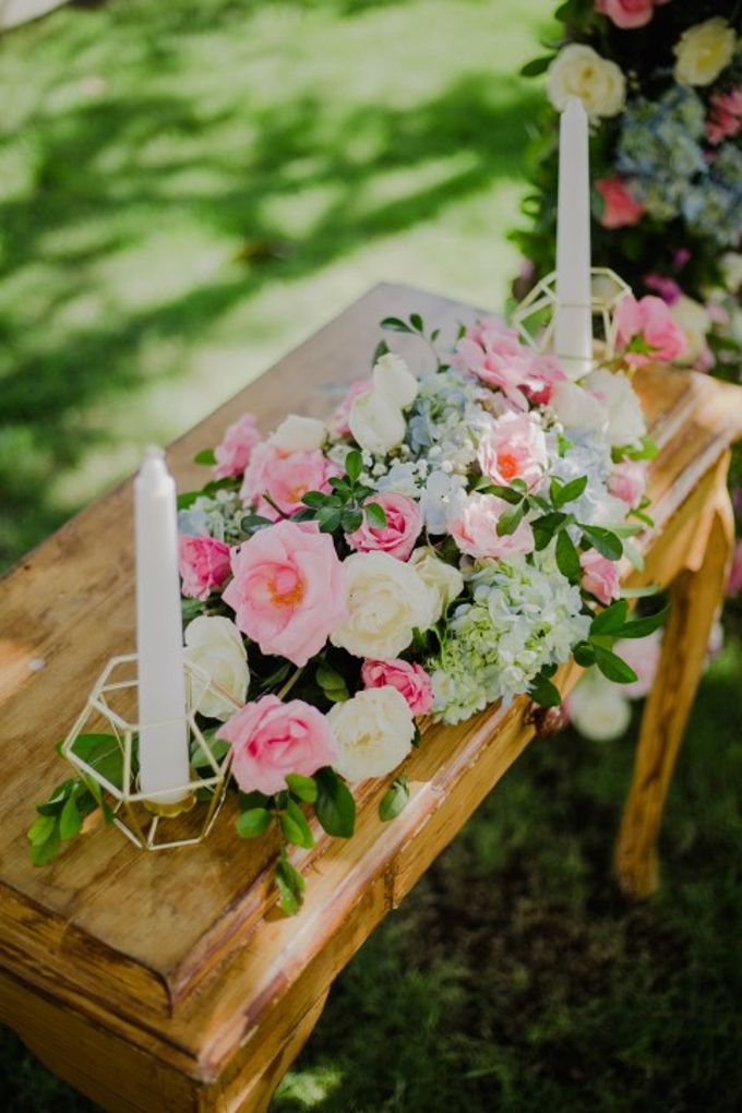 Song & Lee Wedding by Bali Brides Wedding Planner - 002