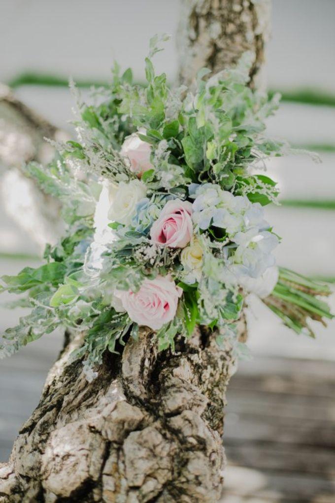 Song & Lee Wedding by Bali Brides Wedding Planner - 003