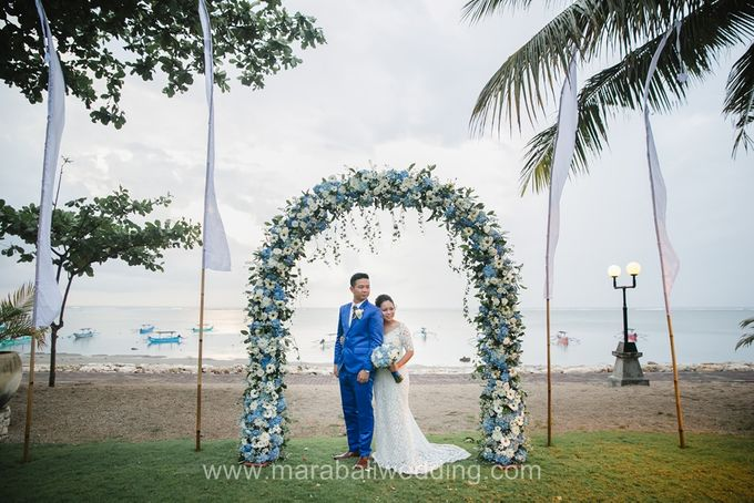 YOAN & RATY by Mara Bali Wedding - 011