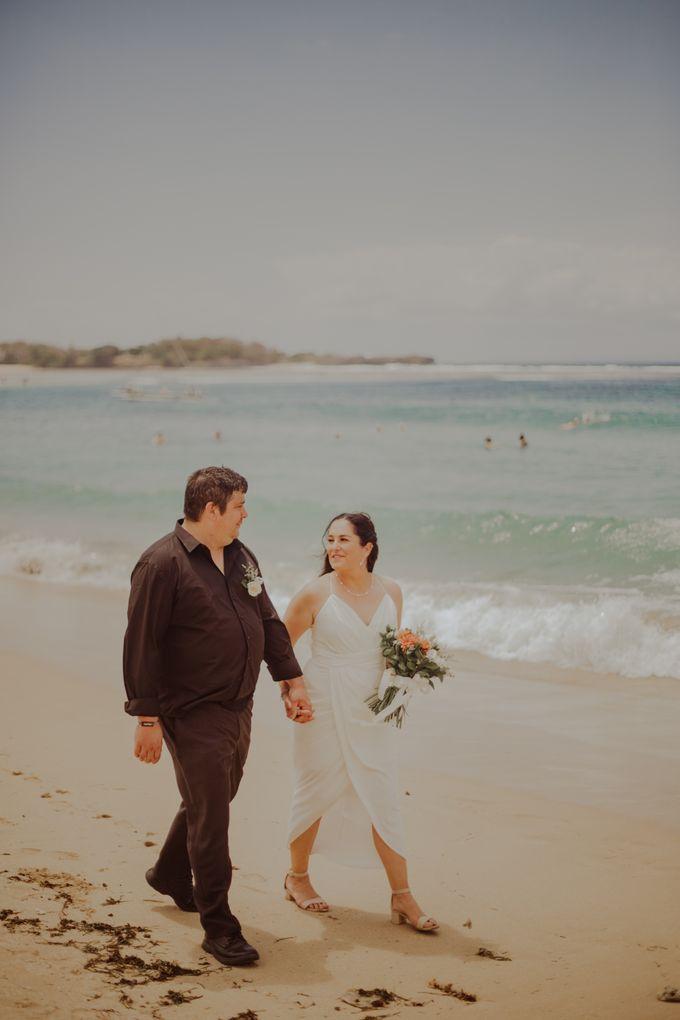 Tanya & Philip Wedding by Bali Brides Wedding Planner - 012