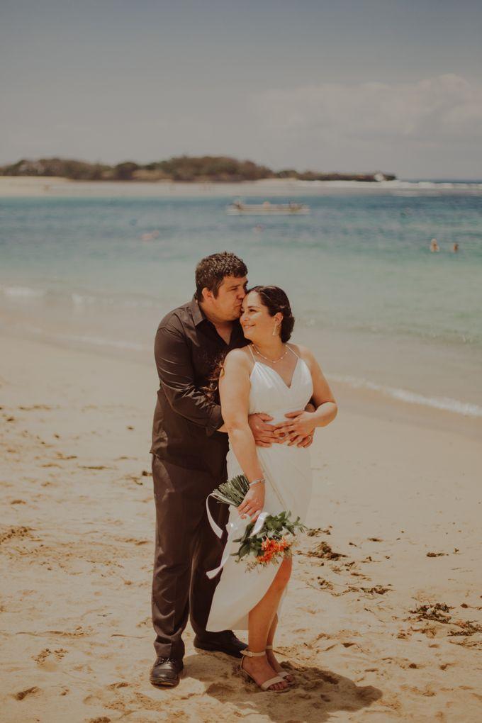 Tanya & Philip Wedding by Bali Brides Wedding Planner - 013