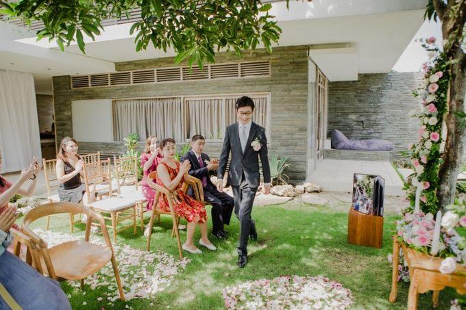 Song & Lee Wedding by Bali Brides Wedding Planner - 007