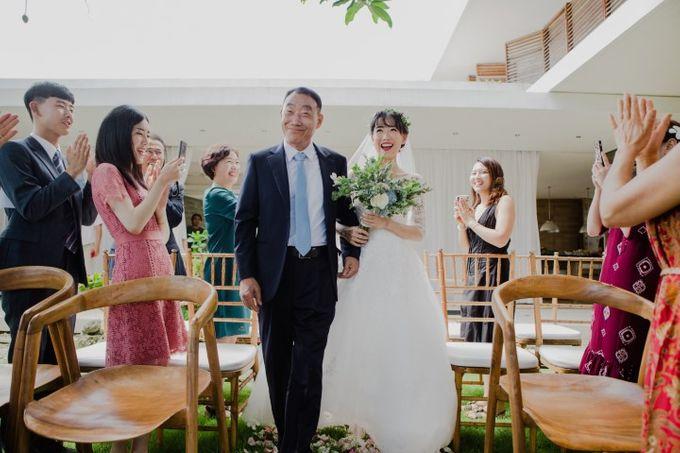Song & Lee Wedding by Bali Brides Wedding Planner - 008