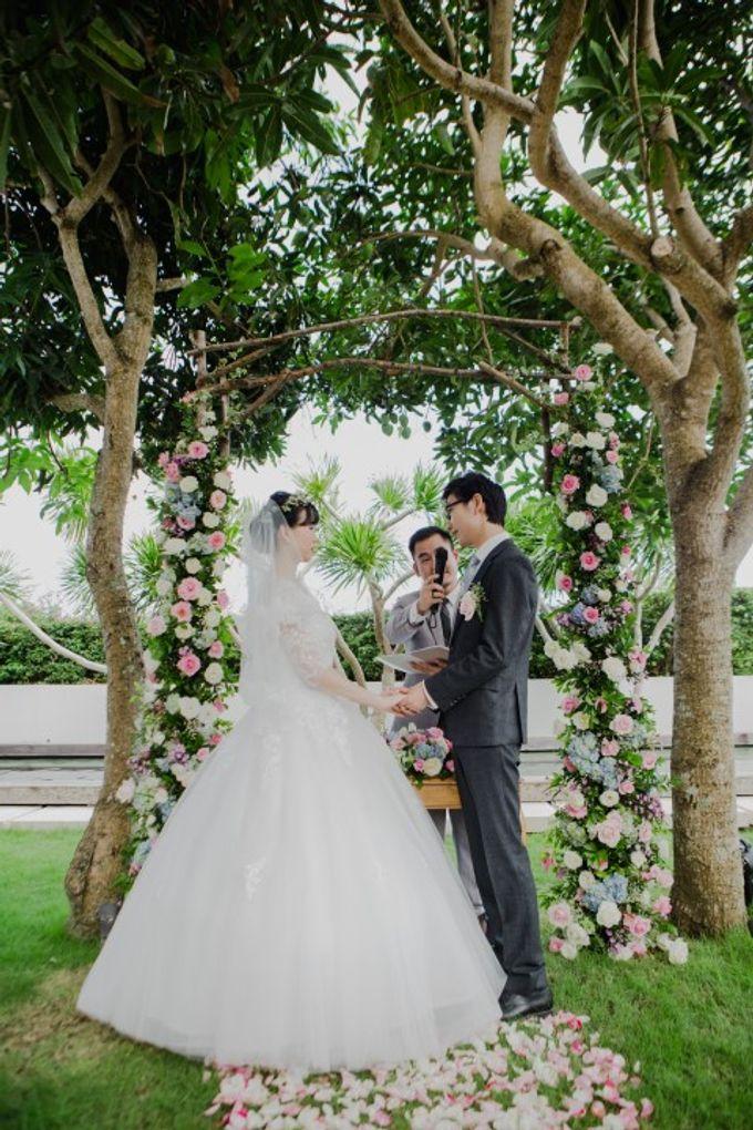 Song & Lee Wedding by Bali Brides Wedding Planner - 009