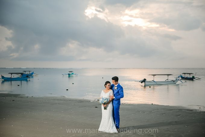 YOAN & RATY by Mara Bali Wedding - 012