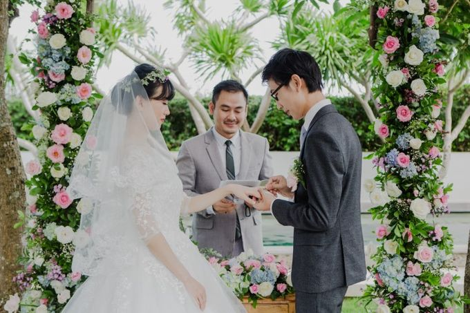 Song & Lee Wedding by Bali Brides Wedding Planner - 010