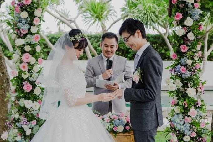 Song & Lee Wedding by Bali Brides Wedding Planner - 011