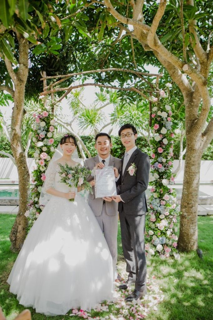 Song & Lee Wedding by Bali Brides Wedding Planner - 013