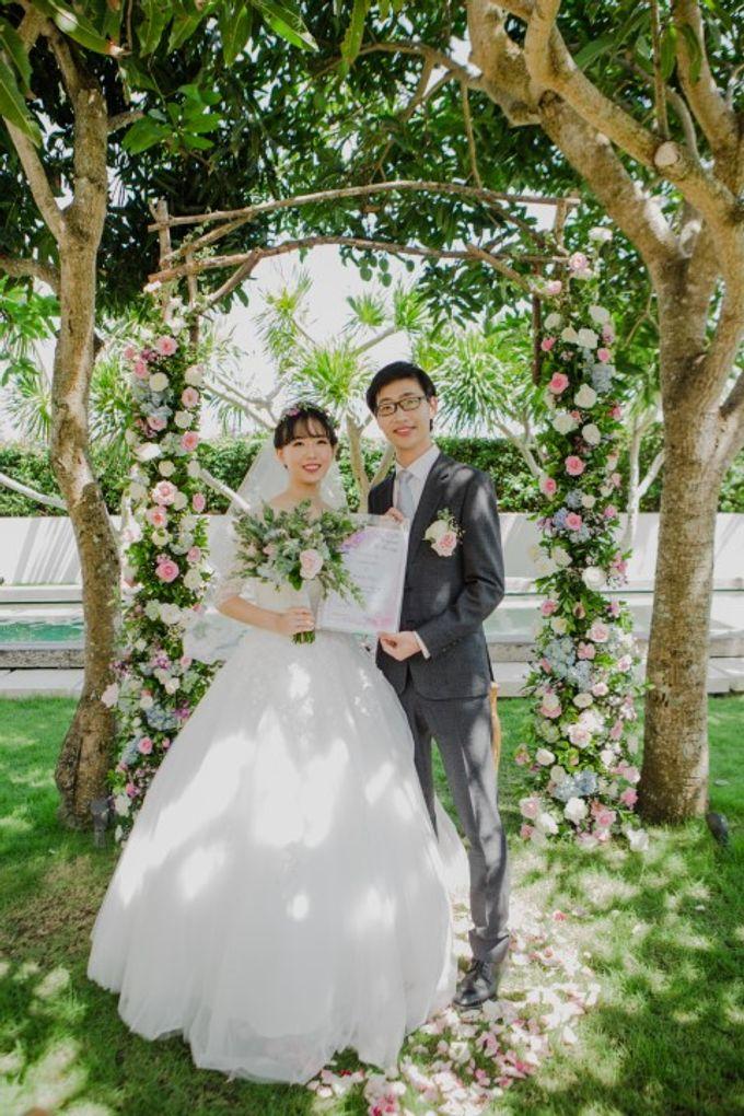 Song & Lee Wedding by Bali Brides Wedding Planner - 014