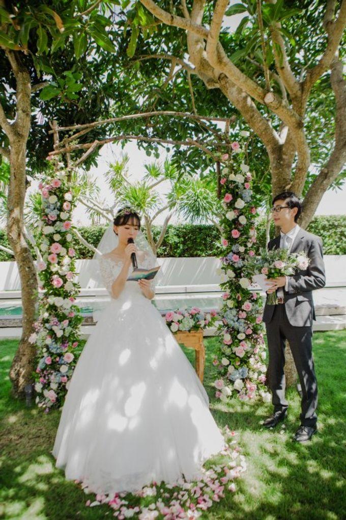 Song & Lee Wedding by Bali Brides Wedding Planner - 015