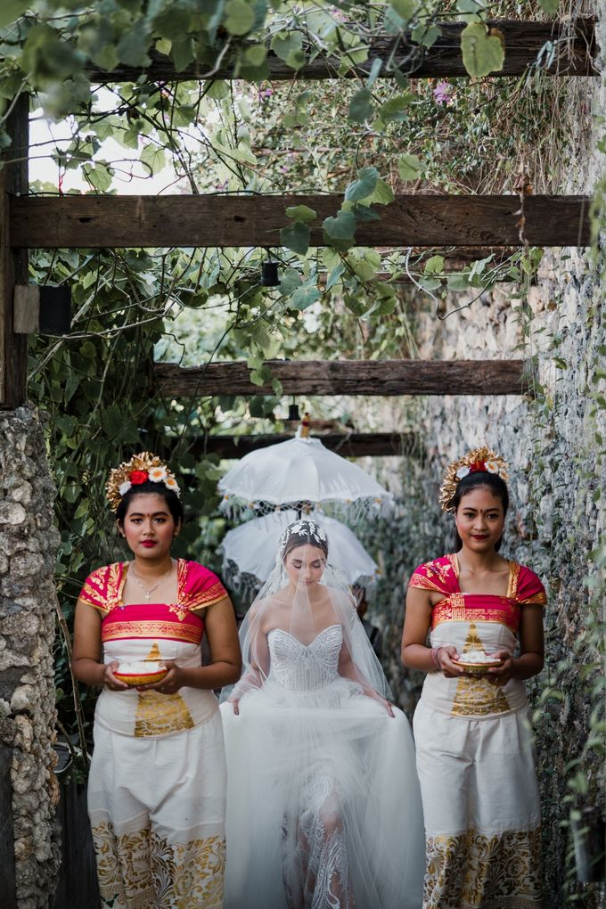 Elena & Jeff Wedding by KAMAYA BALI - 004