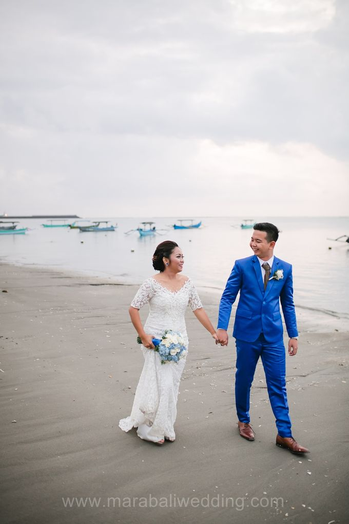 YOAN & RATY by Mara Bali Wedding - 014