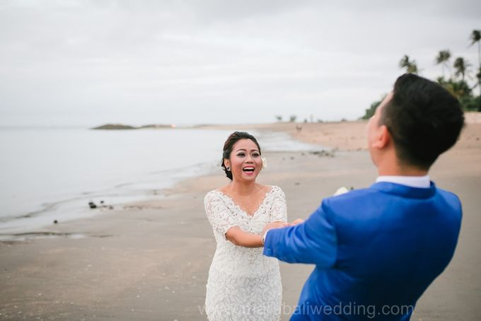YOAN & RATY by Mara Bali Wedding - 015