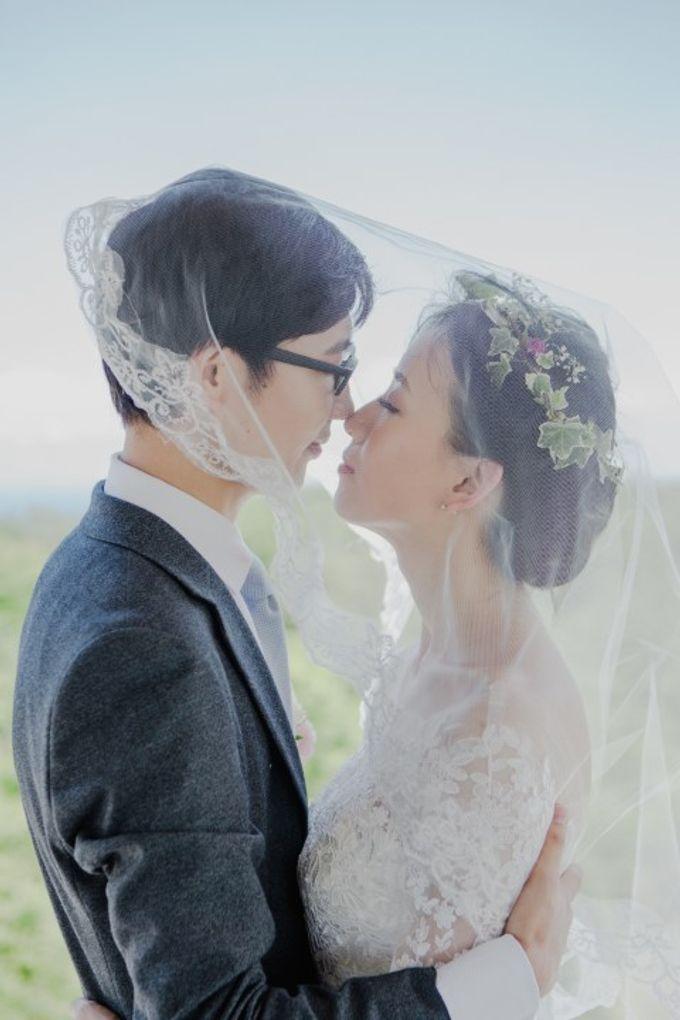 Song & Lee Wedding by Bali Brides Wedding Planner - 019
