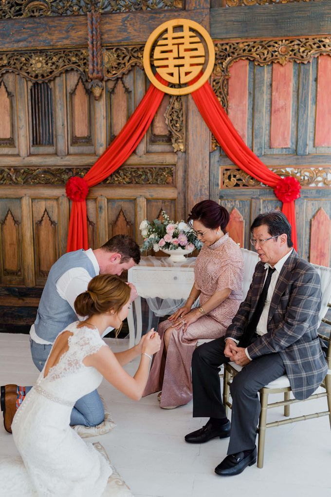 Oshiel & Patrick Tea Ceremony by White Roses Planner - 006