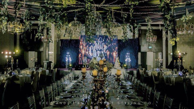 Harry Potter Inspired Wedding By Eye Candy Manila Event Styling Co