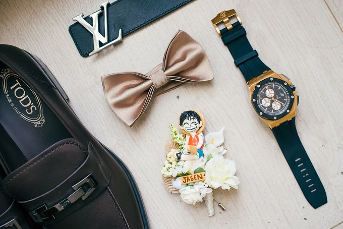 The Wedding of Lina & Jasen by Bali Eve Wedding & Event Planner - 002