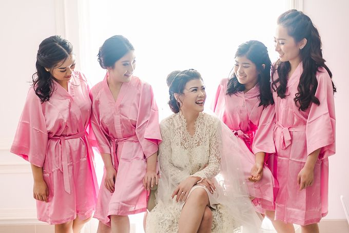 The Wedding of Lina & Jasen by Bali Eve Wedding & Event Planner - 004
