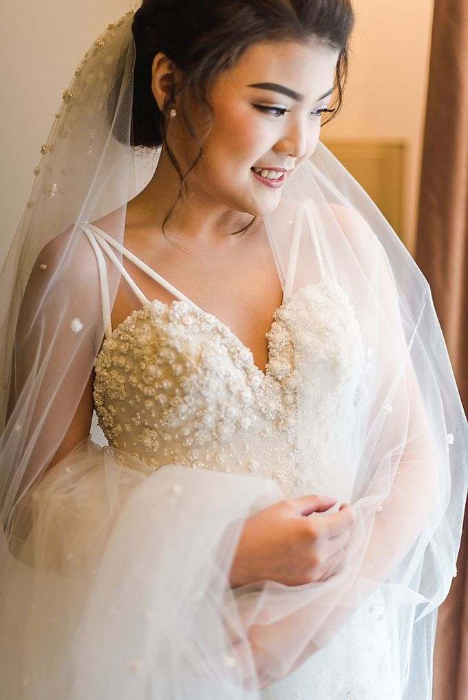 The Wedding of Lina & Jasen by Bali Eve Wedding & Event Planner - 006