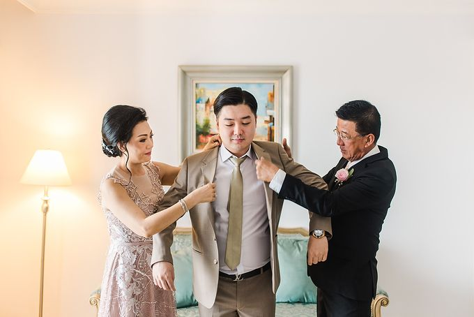 The Wedding of Lina & Jasen by Bali Eve Wedding & Event Planner - 007