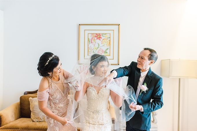 The Wedding of Lina & Jasen by Gusde Photography - 009