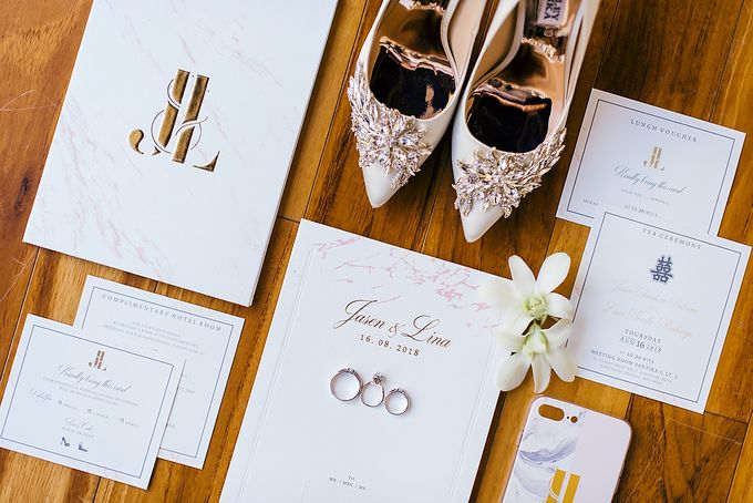 The Wedding of Lina & Jasen by Bali Eve Wedding & Event Planner - 012