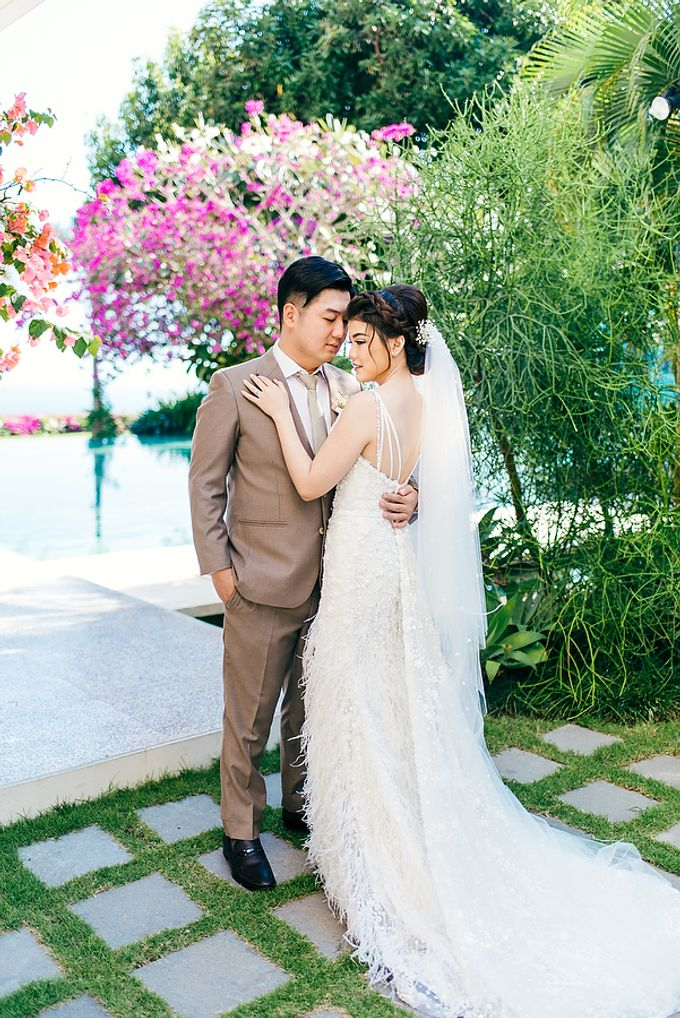 The Wedding of Lina & Jasen by Gusde Photography - 017