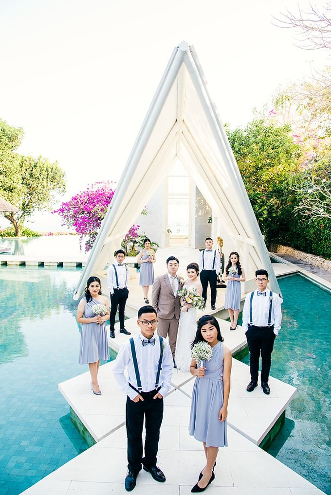 The Wedding of Lina & Jasen by Bali Eve Wedding & Event Planner - 019
