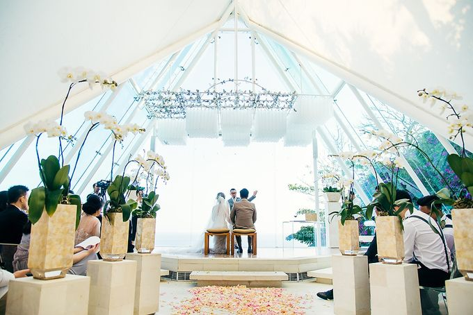The Wedding of Lina & Jasen by Bali Eve Wedding & Event Planner - 021