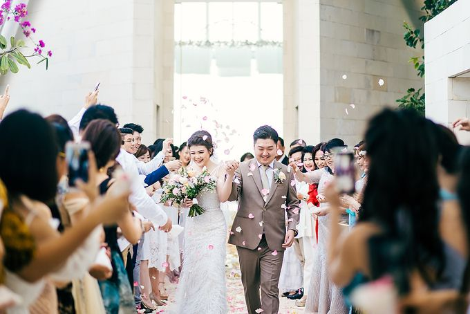 The Wedding of Lina & Jasen by Bali Eve Wedding & Event Planner - 022
