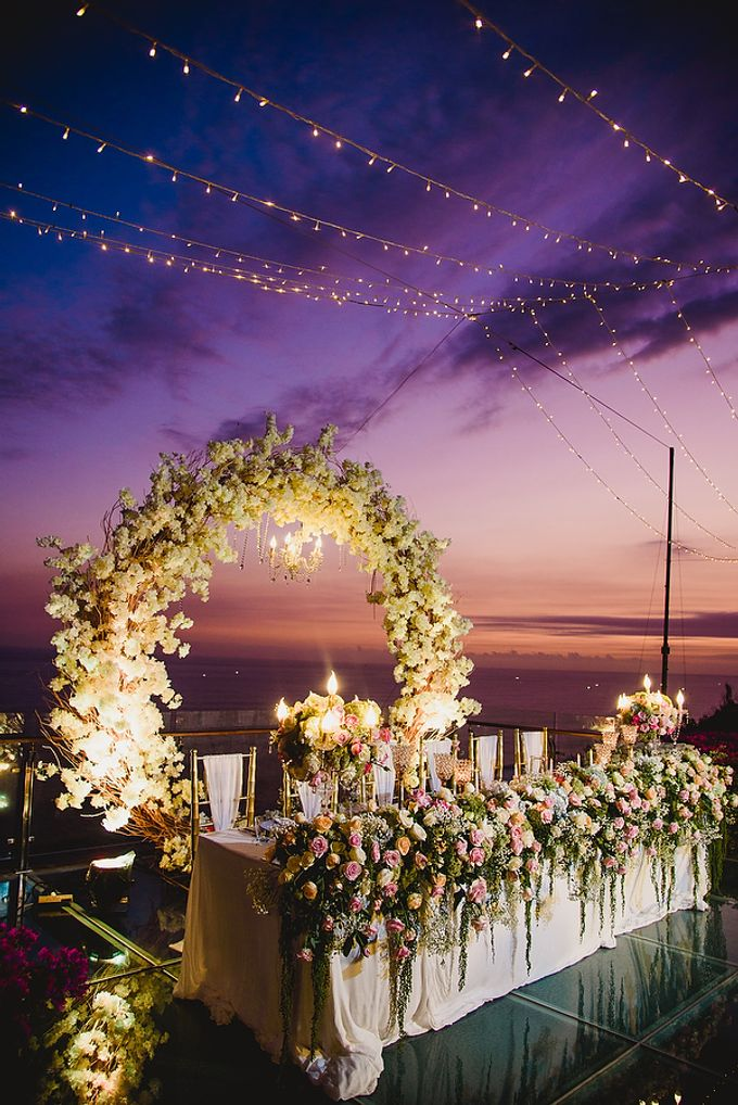 The Wedding of Lina & Jasen by Bali Eve Wedding & Event Planner - 027