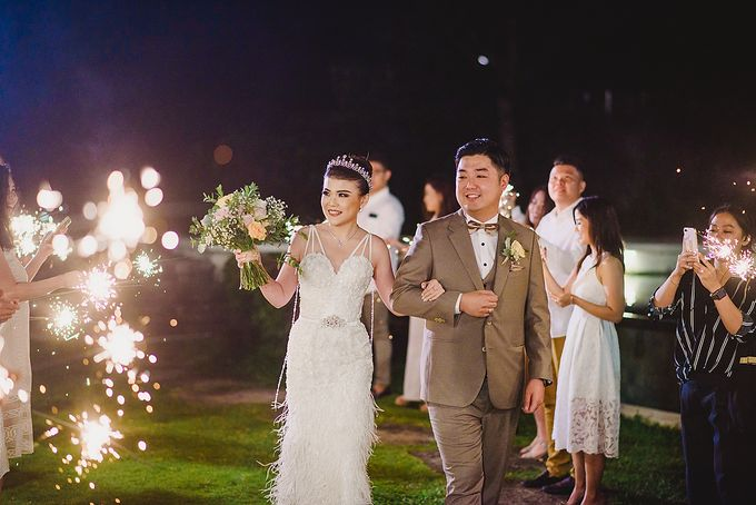 The Wedding of Lina & Jasen by Bali Eve Wedding & Event Planner - 029